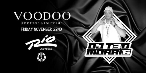 Voodoo Rooftop Nightclub w/DJ T3D MORRi5