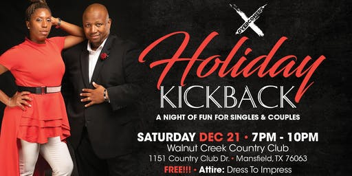 Overcomers Holiday Kickback