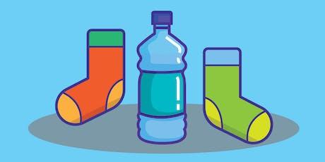 Make your own water bottle holder - Gisborne tickets
