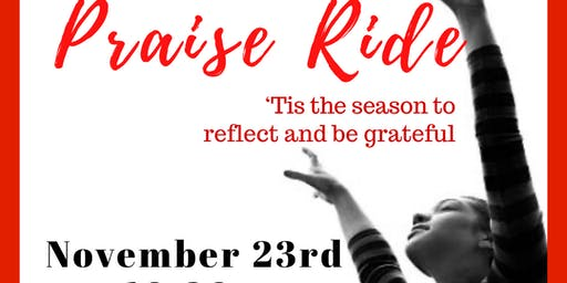 PRAISE RIDE (indoor cycling)