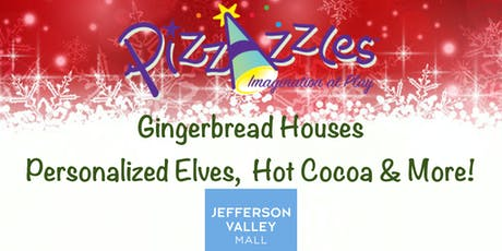 The PizZaZzles Christmas Experience tickets