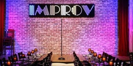 FREE TICKETS! HOLLYWOOD IMPROV! 11/22 STAND UP COMEDY tickets