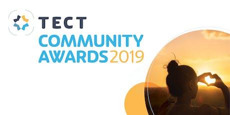 TECT Community Awards tickets