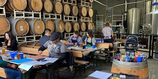 DIY Build + Sip Experience (32 North Brewing - Miramar)