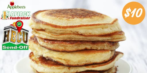 Applebee's FlapJacks for 8th Annual Destination HBCU: Send-Off