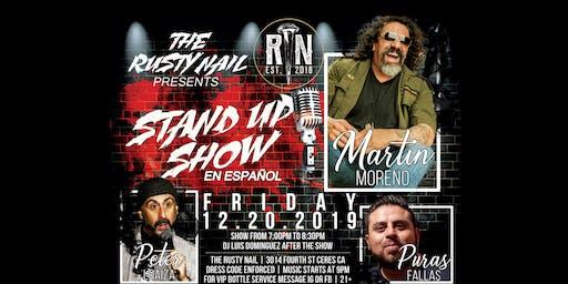 Stand Up Show En Español