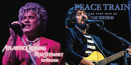 Rod Stewart and Cat Stevens Tribute Concert tickets