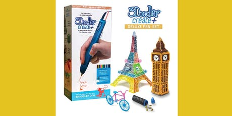 3D Pen possibilities - Kangaroo Flat tickets