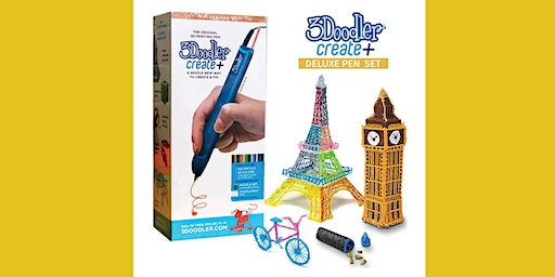 3D Pen possibilities - Kangaroo Flat