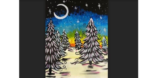 Rainbow Snowy Forrest (12-26-2019 starts at 6:00 PM)