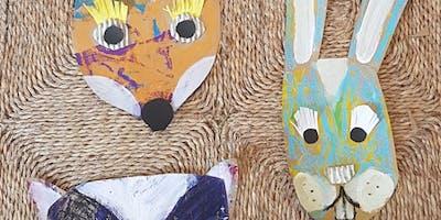Fantastic Mr. Fox Animals