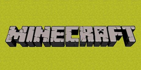 Minecraft (5-7 years) - Kyneton tickets
