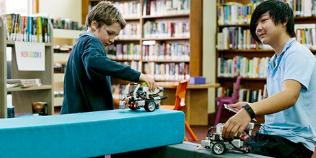 Robotics - Woodend tickets