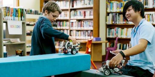 Robotics - Woodend