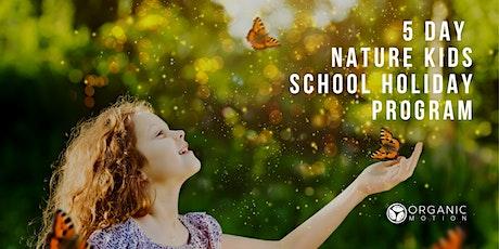 Nature Kids - December School Holiday Program tickets