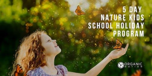 Nature Kids - December School Holiday Program
