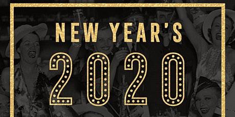 Copy of New Year's Eve 2020 at The Architect Bar & Social House tickets