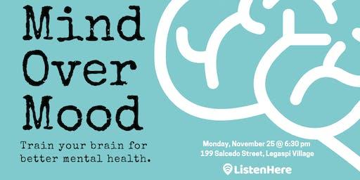Mind Over Mood: Brain Training for Mental Health