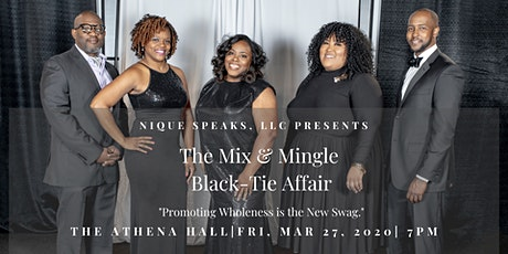 The Mix and Mingle (Black-Tie Affair) tickets