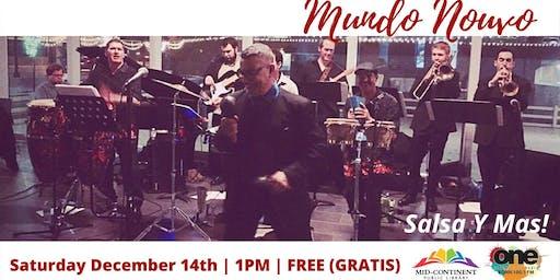 Crown Crafted Music Series: Mundo Nouvo