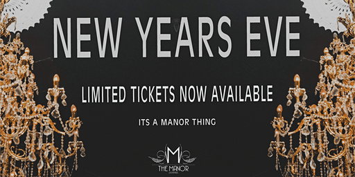 New Years Eve - It's a Manor Thing