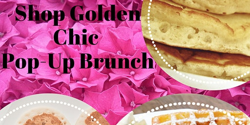 Shop Golden Chic Spring Pop Up Brunch