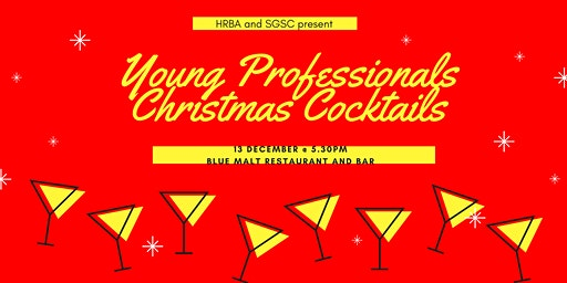Young Professionals Christmas Cocktails