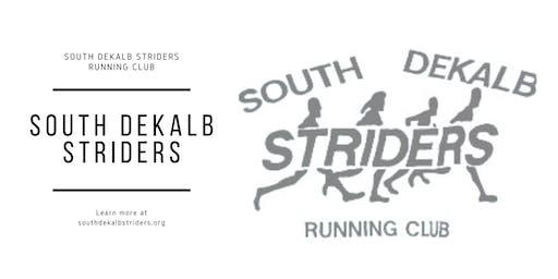 South DeKalb Striders Morning Run