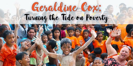 Geraldine Cox: Turning the Tide on Poverty