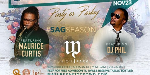 P.O.P. Life {Party or Parlay} @ Union Park Addison