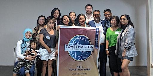 BALI TOASTMASTERS CLUB MEETING