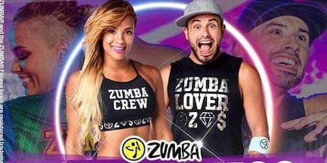 Zumba© Masterclass with ZJ™ Jeimy & Diego tickets