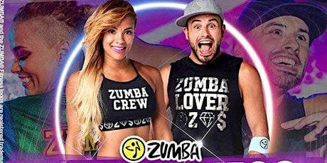 Zumba© Masterclass with ZJ™ Jeimy & Diego tickets