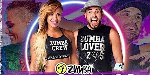 Zumba© Masterclass with ZJ™ Jeimy & Diego
