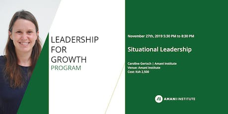 Situational Leadership Masterclass tickets