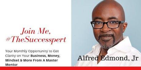 Destination Success Masterclass Series with Alfred Edmond, Jr. tickets