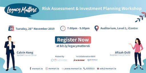 Risk Management & Investment Planning