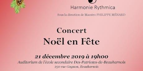 Concert Noël en Fête billets