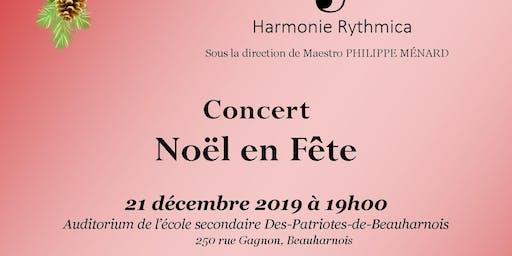 Concert Noël en Fête