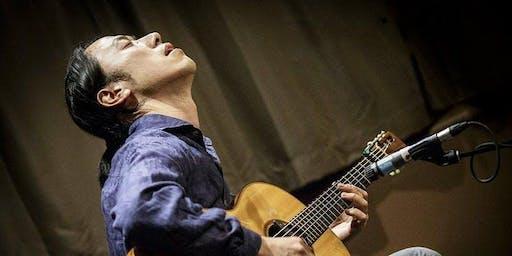 Hiroya Tsukamoto live at Gloria's Listening Room