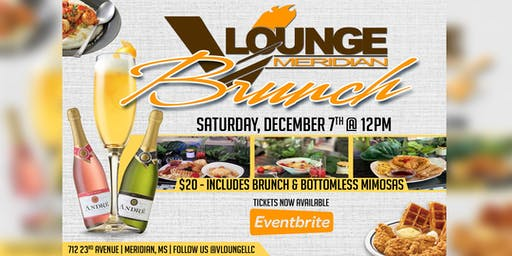Saturday Brunch at VLounge!