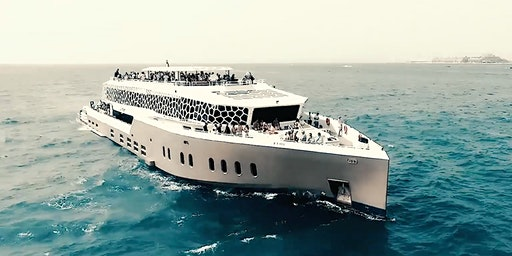 Ultimative VIP Yachtparty