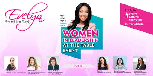 Women in Leadership at the Table