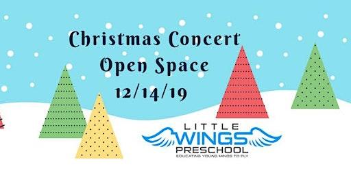 Little Wings Preschool Christmas Concert