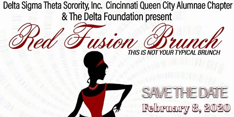 RED FUSION BRUNCH 2020 tickets