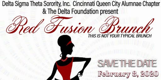 RED FUSION BRUNCH 2020
