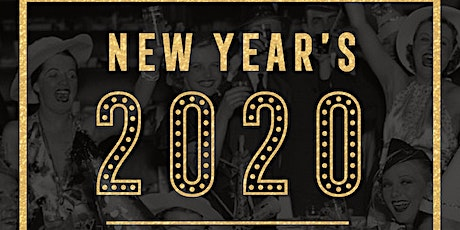 New Year's Eve 2020 at The Architect Bar & Social House tickets