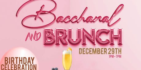 Bacchanal & Brunch 2019 tickets