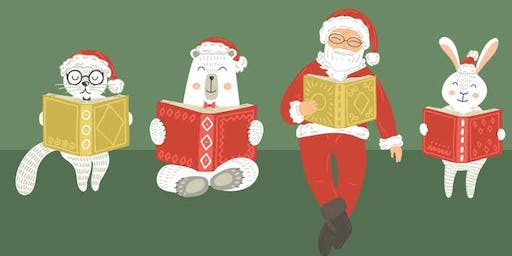 Christmas Storytime at Hurstville Library
