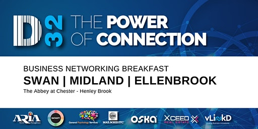 District32 Business Networking Perth – Swan / Midland / Ellenbrook - Fri 24th Jan